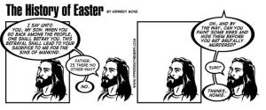 The History of Easter by Melancton