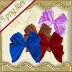 ribbons beautiful by roula33