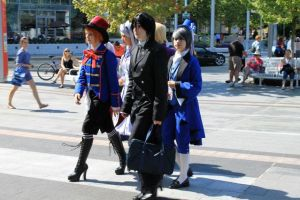 Black Butler Crew by badangel2012