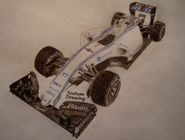Williams FW37 by Scutum20