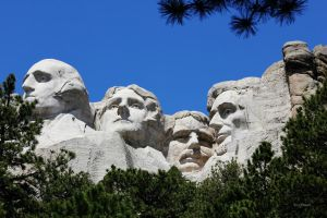 Rushmore, Their Faces in Stone by geiersphotos
