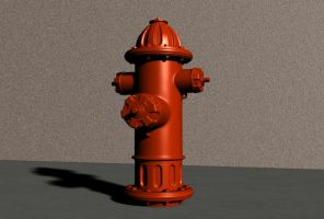Fire Hydrant by Al-Kabeer
