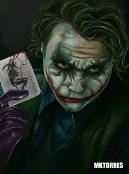 The Jocker by MICKEYTORRES