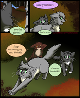 The Recruit- Pg 109 by ArualMeow