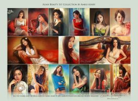 Asian Beauty 1st -Collection By Amro Ashry by Amro0