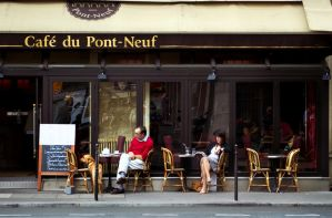 Paris streets_01 by Geckly