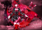 Ayakashi ghost guild spirit of the crimson moon by laila549