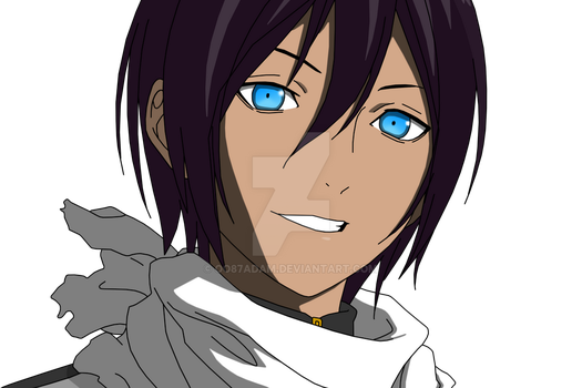 Delivery God of Calamity: Yato by OO87adam