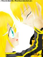 Why you cry, Len? by AntumnIllusion