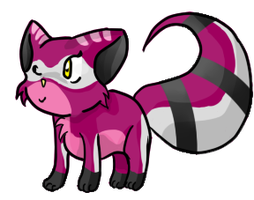 pink new look-read description by TailTehEeveelution