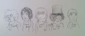 Mini GNR! by MKMoon-Mew-GNRFan