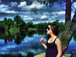 Kata Portrait in HDR by Lurvig01