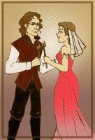 Rumpel and Belle - Happily Ever After! by irina-bourry