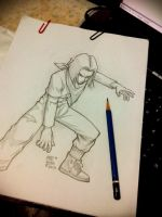 Android 17 by maztabotin