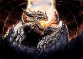 Deathwing the Destroyer by Deadguybeer