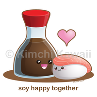 Soy Happy - the Remix by kimchikawaii