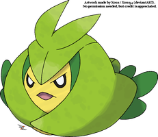 Swadloon by Xous54
