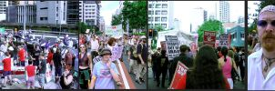 IraqProtestMarch-2004-Brisbane by scart