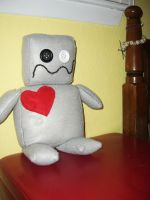 Lovebot full view by smacko