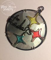 Go Steelers! by WireMoonJewelry