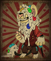 hey kid wanna join the circus by CremexButter