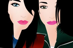 The Veronicas by alessyaveronica