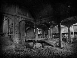Decayed Shapes by Gundross