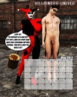 Harely story cover May 2012 calender by lilguy31