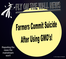 Farmers Commit Suicide After Using GMO's! by IAmTheUnison