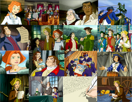Liberty's Kids collage by JackieStarSister
