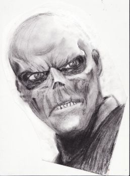 Red Skull, Hugo Weaving, Captain America by Tashxfiles