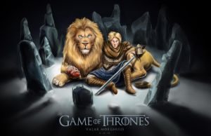 Game of Thrones: Lion Heart by onCue5