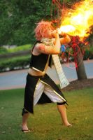 Natsu, Fairy Tail Cosplay by firecloak