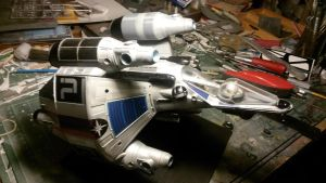 The Last Starfighter GUNSTAR 1 -2 by THE-WHITE-TIGER