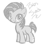 Babs Seed Sketch by Pikkinon