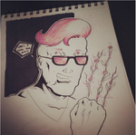 Quentin Quire by purple-xanax