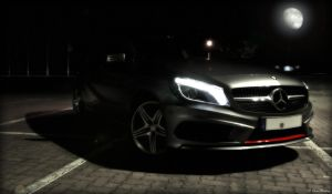 New AMG A Class by Ollidoro