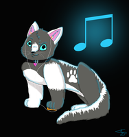 Wolfheart loves Music by JacktheFireWolf