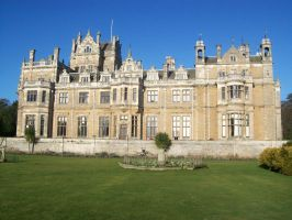 Thoresby Hall by astateofconfusion