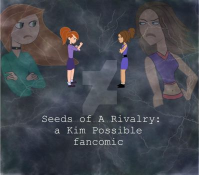 Seeds of a Rivalry - Title Cover by Sharper-The-Writer