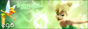 Tinkerbell by iTinkerego