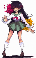 Kagome by Eloquent-Phony
