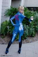 Samus Aran 2 by underreigns