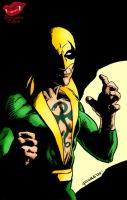 Iron Fist by THE-Darcsyde
