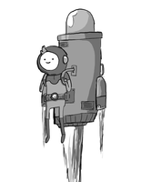 Space Guy by The--Woodsman