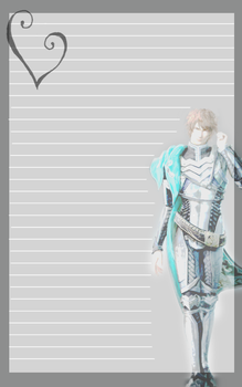 Zhong Hui Stationary by SarahAurelie