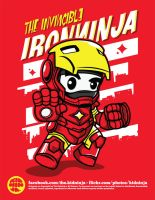 IronNinja by supermanisback