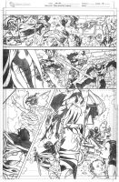 Masters of the Universe 8 She Ra pg 2 pencils by DrewEdwardJohnson