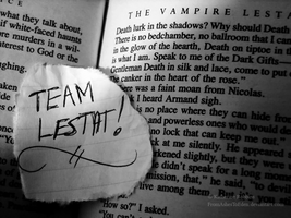 Team Lestat by FromAshesToEden