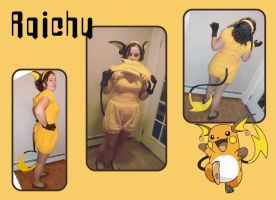 Raichu Fun by Hop-is-my-Hero